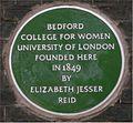 Green plaque Elizabeth Jesser Reid.jpg
