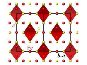 Iron(II,III) sulfide