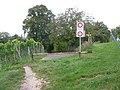 Grenzübergang Obere Wagenkehrweg-Petrisweg, 1, Weil am Rhein, Kreis Lörrach.jpg