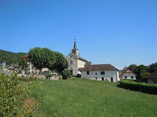 Gresin Part of Saint-Genix-les-Villages in Auvergne-Rhône-Alpes, France