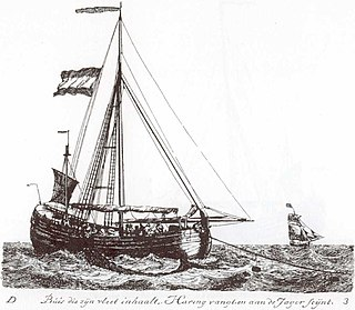 Herring buss Type of seagoing fishing vessel
