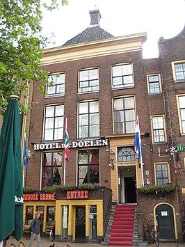 Hotel De Doelen Wikipedia