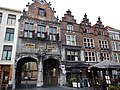Grote Markt Nijmegen Benedenstad, Café Daen - panoramio.jpg
