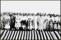 Group photograph of Indian royalty at Motimahal Bundi Govindnathji Temple in 1921.jpg