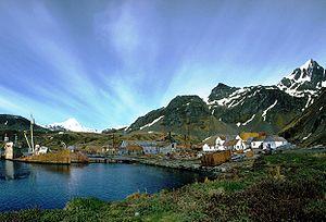 Grytviken Travel guide at Wikivoyage