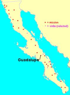 Misión Nuestra Señora de Guadalupe de Huasinapi Spanish mission in Baja California Sur, Mexico