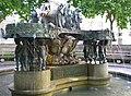 GuentherZ 2008-07-09 0232 Wien03 Karl Borromaeus-Brunnen Ueber-allem-die-Liebe.jpg