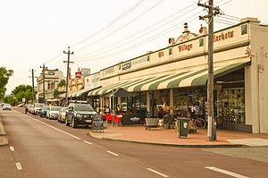Guildford, Western Australia - James Street