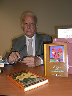 Guillermo Morón Venezuelan historian