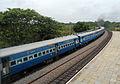 Guntur-KCG-Medchal Passenger at Ammuguda 01.jpg