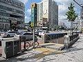 Gusan Station Exit 2.JPG