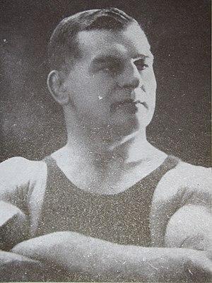 Gustav Frištenský - Gustav Frištenský