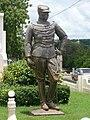 Gustave Borgnis-Desbordes - Statue place des explorateurs - Koulouba - Bamako.jpg