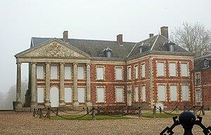 Charles Malo François Lameth - Château d'Hénencourt.
