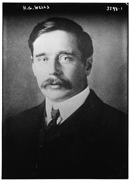H.G. Wells LCCN2014701289