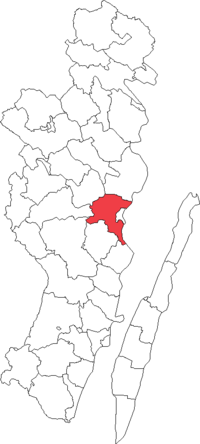 Döderhults landskommune i Kalmar amt