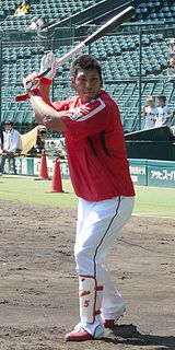 Kenta Kurihara Japanese baseball player