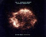 HEAO-2 Image of the Supernova Remnant Cassiopeia A Taken by the High Energy Astronomy Observatory 8003547.jpg