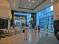 HK 觀塘道 388 Kwun Tong Road 創紀之城一期 Millennium City phase 1 lobby interior April 2013 (6).JPG