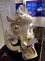 HK Central City Hall Exhibition Chinese Kung Fu Sept 2018 SSG Hakka Unicorn head 17.jpg