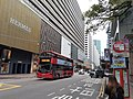 HK TST 尖沙咀 Tsim Sha Tsui 廣東道 Canton Road bus stop signs near 海港城 Harbour City 中心 Centre March 2020 SS2 08.jpg