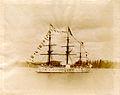 HMS Triumph dressed circa 1887.jpg