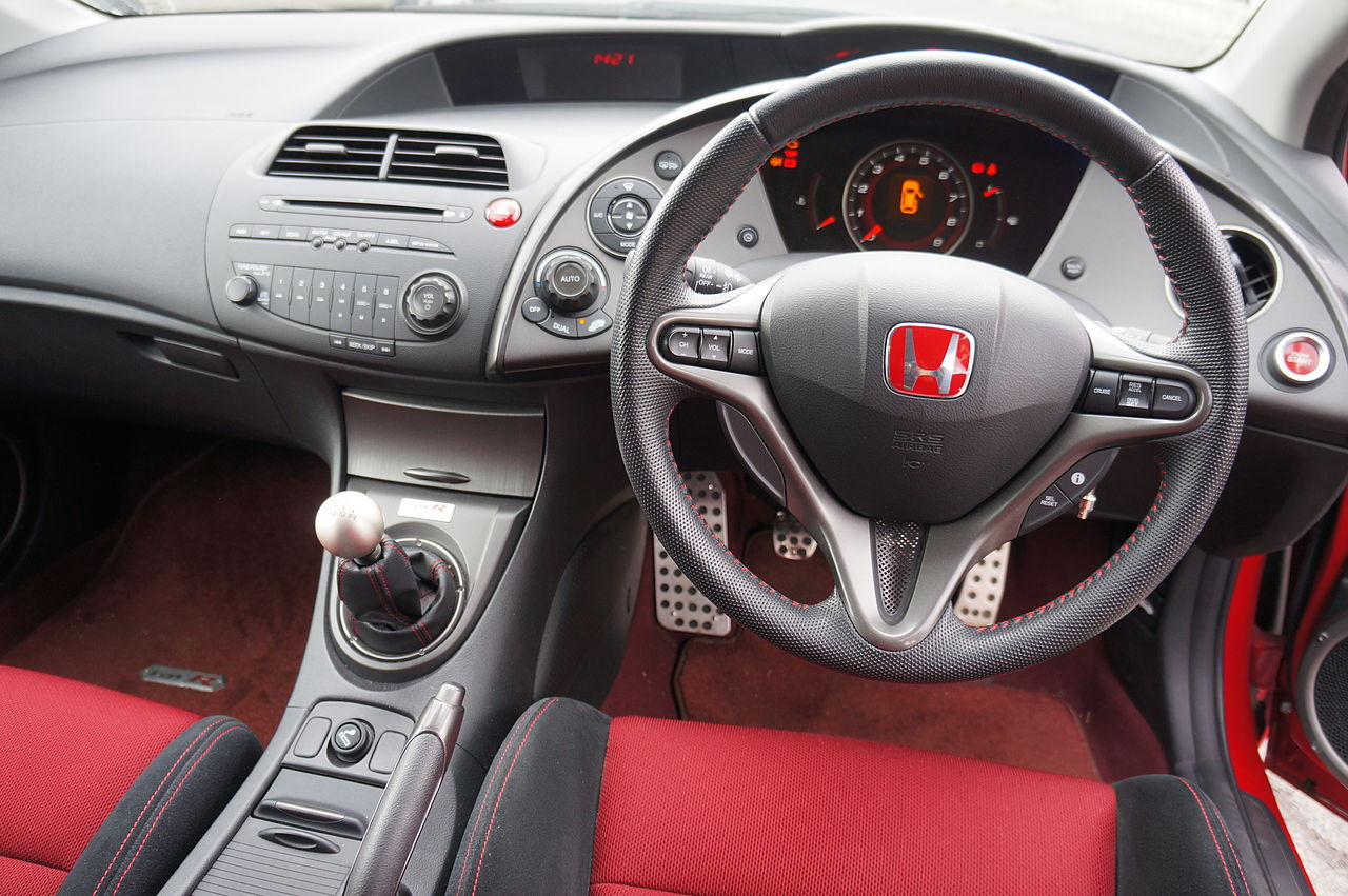 file honda civic type r japan interior jpg wikimedia commons. Black Bedroom Furniture Sets. Home Design Ideas