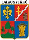Huy hiệu của Bakonyjákó