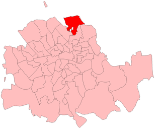Hackney North (UK Parliament constituency) Parliamentary constituency in the United Kingdom, 1885-1950