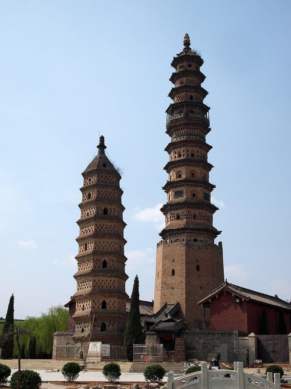 Haihui Temple (Shanxi)