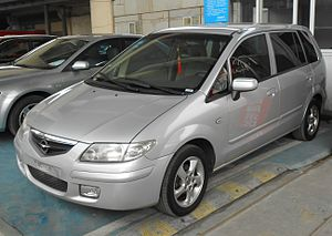 Mazda Premacy - Haima Freema (China)