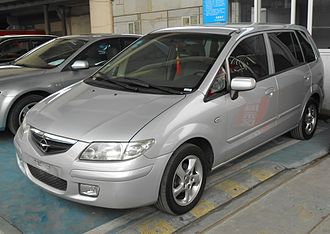 Mazda Premacy - 2004–2007 Haima Freema (China)