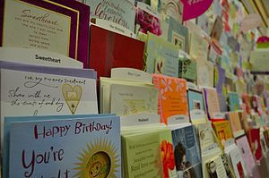 Hallmark Cards - Hallmark birthday cards