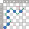 Halma closed corner orthogonal lagger.png