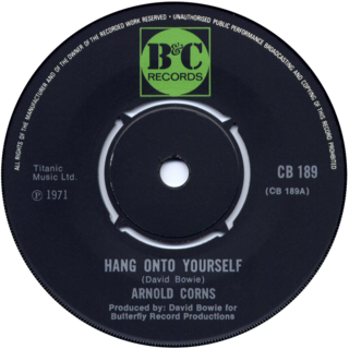 Hang On to Yourself Song by David Bowie