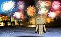 Happy New Year Danbo (5311059950).jpg