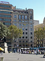 Hard Rock Cafe at Plaça de Catalunya (2924570833).jpg