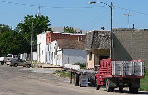 Hardy, Nebraska - Downtown Hardy
