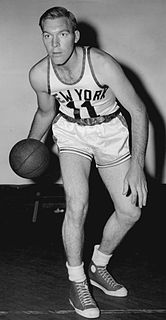 Harry Gallatin American basketball player and coach