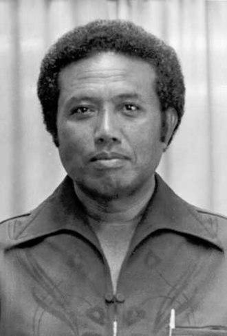 President of Palau - Image: Haruo Ignacio Remeliik