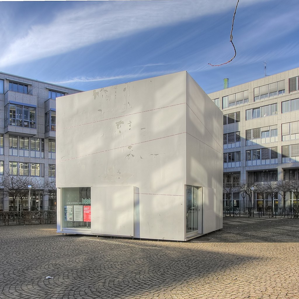 File:Haus Der Architektur Köln Auf Dem Josef-Haubrich-Hof