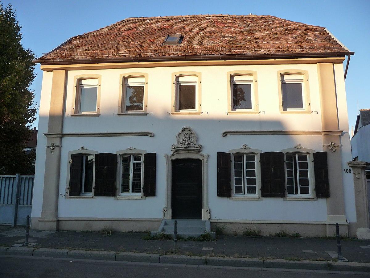 Haus zur Krone Worms — Wikipédia
