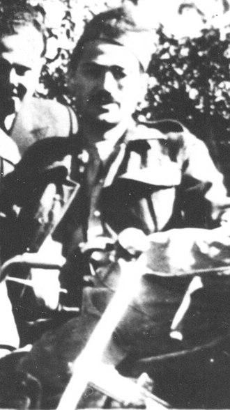 Haxhi Lleshi - Image: Haxhi Lleshi 1943