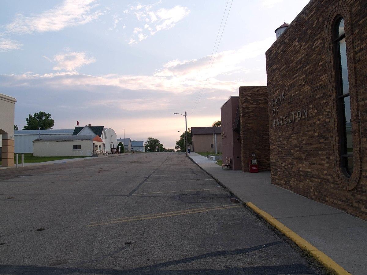 Hazelton, North Dakota - Wikipedia
