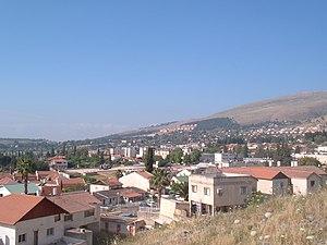 Hatzor HaGlilit - Image: Hazorhaglilit