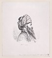 Head of a turk, with beard and turban Met DP890236.jpg