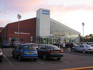 Heartlands Hospital Hospital in West Midlands, England