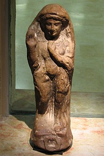 Asherah Goddess of motherhood and fertility