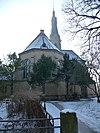 Heidelberg Christuskirche Nordseite.JPG