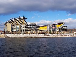 Heinz Field before a Steelers game against the Dallas Cowboys 2008-12-7.jpg